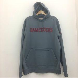 Under Armour USC Gamecocks hoodie sweatshirt XL